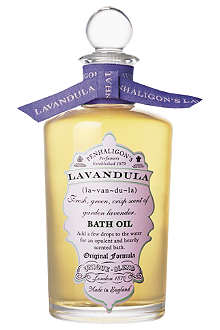 PENHALIGON'S Lavandula bath oil 200ml