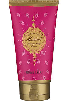 PENHALIGON'S Malabah hand and body cream 150ml