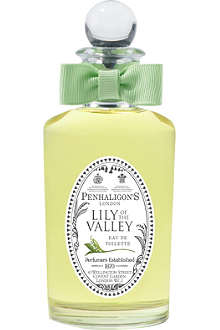 PENHALIGONS Lily of the valley eau de toilette 100ml