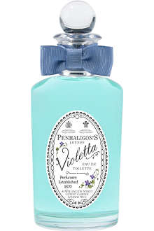 PENHALIGONS Violetta eau de toilette spray 50ml