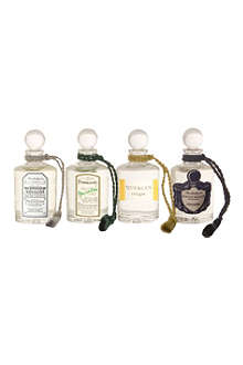 PENHALIGON'S Gents fragrance collection 4 x 5ml