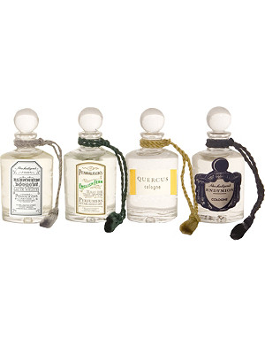 PENHALIGONS Gents fragrance collection 4 x 5ml