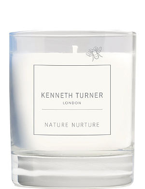 KENNETH TURNER Nature Nurture scented candle