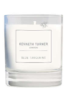 KENNETH TURNER Blue Tangerine scented candle