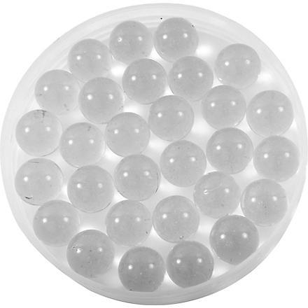 KENNETH TURNER Decorative clear glass balls