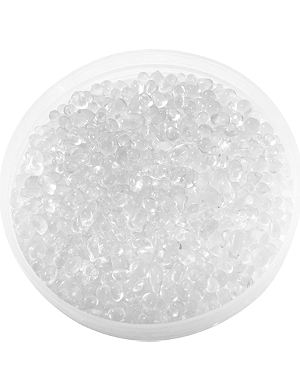 KENNETH TURNER Decorative clear glass beads