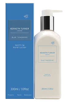 KENNETH TURNER Blue Tangerine soothing hand lotion