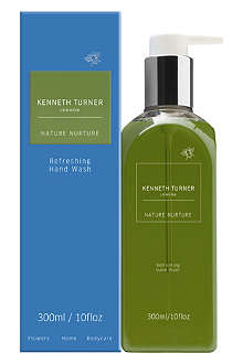 KENNETH TURNER Nature Nurture refreshing hand wash
