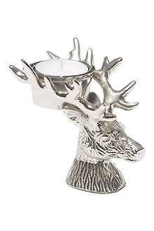 KENNETH TURNER Stag tealight holder