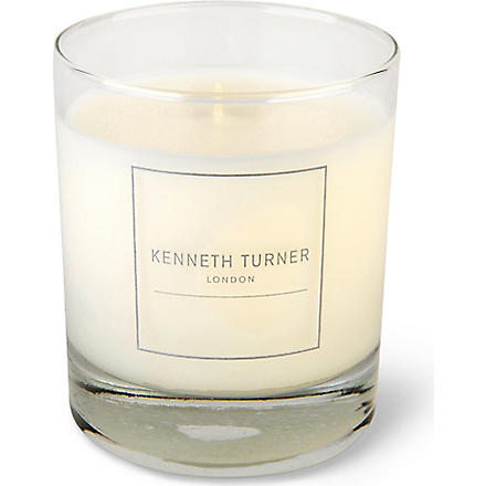 KENNETH TURNER Original fragrance candle