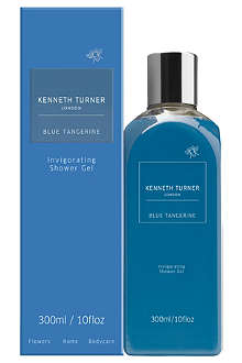 KENNETH TURNER Blue Tangerine shower gel