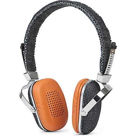 Denim Light over-ear headphones