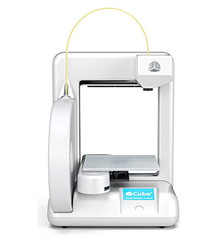 CUBIFY Cube 3D Printer 2nd generation white