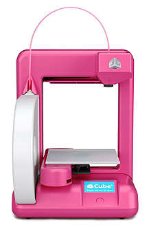 CUBIFY Cube 3D Printer 2nd generation magenta