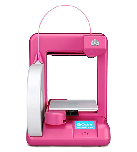 CUBIFY Cube 3D Printer 2nd generation magenta