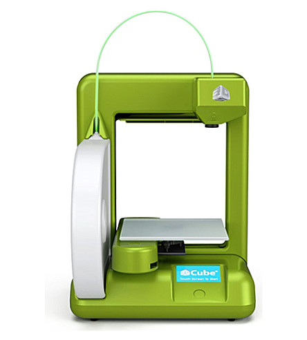 CUBIFY Cube 3D Printer 2nd generation green