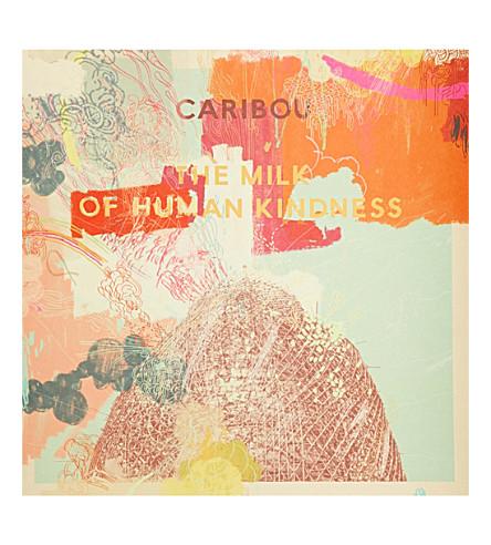 RYE WAX Caribou The Milk of Human Kindness vinyl (Multi
