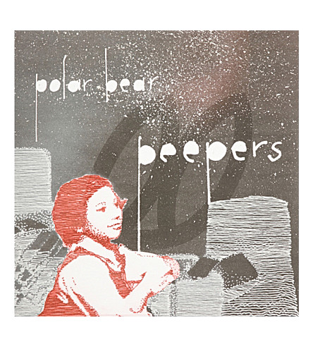 RYE WAX Polar Bear Peepers vinyl (Multi