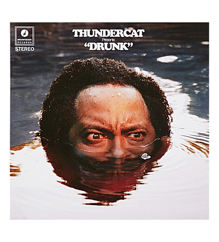 RYE WAX Thundercat Drunk vinyl (Multi