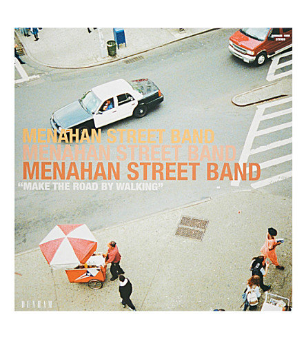 RYE WAX Menahan Street Band Make the Road by Walking vinyl (Multi