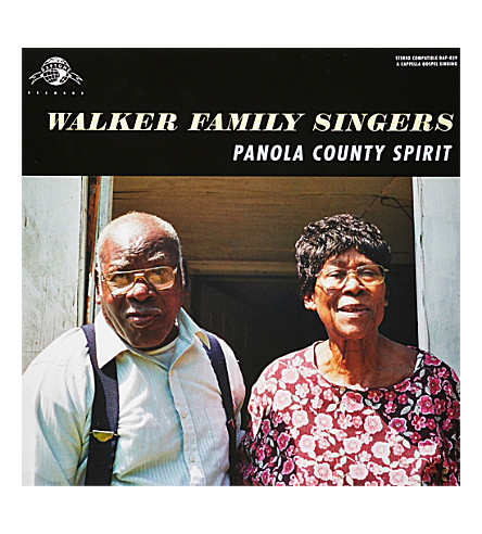 RYE WAX Walker Family Singers Panola Country Spirit vinyl (Multi