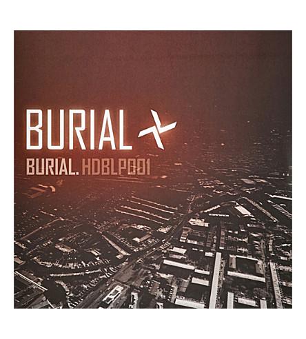 RYE WAX Burial Burial vinyl (Multi