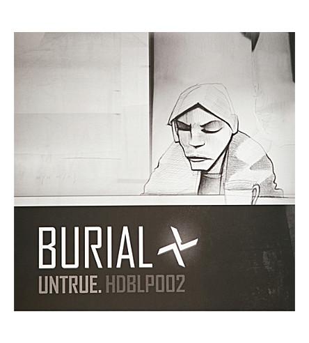 RYE WAX Burial Untrue vinyl (Multi