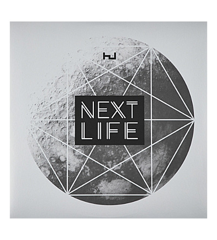 RYE WAX Various Next Life vinyl (Multi
