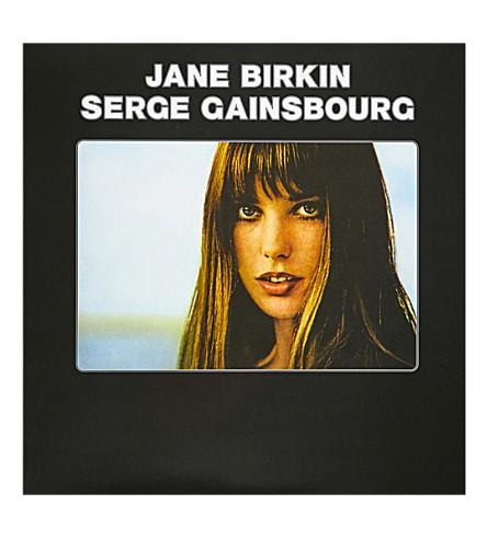 RYE WAX Jane Birkin/Serge Gainsbourg vinyl