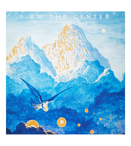 RYE WAX VA Ambient I Am The Center Private Issue New Age In America vinyl (Multi