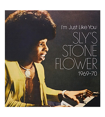 RYE WAX I'm Just Like You: Sly's Stone Flower 1969-70 vinyl (Multi