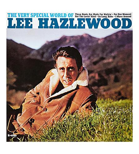 RYE WAX Lee Hazlewood The Very Special World Of Lee Hazlewood vinyl (Multi