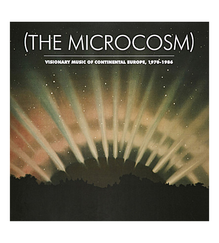 RYE WAX The Microcosm: Visionary Music Of Continental Europe, 1970-1986 (Multi