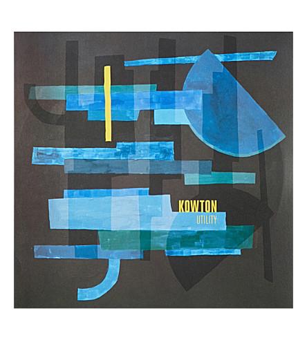 RYE WAX Kowton Utility vinyl (Multi