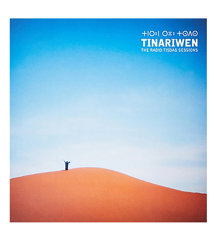 RYE WAX Tinariwen Radio Tisdas Sessions vinyl (Multi