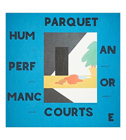 RYE WAX Parquet Courts Human Performance vinyl (Multi
