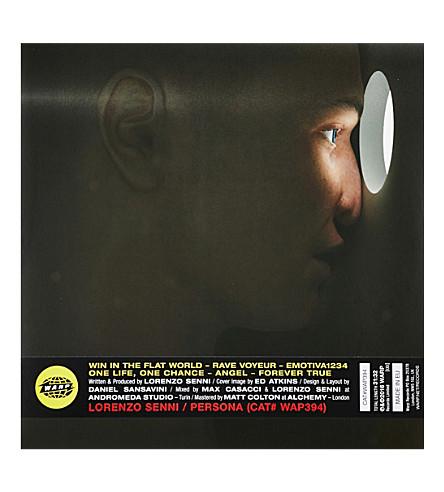 RYE WAX Lorenzo Senni Persona vinyl (Multi