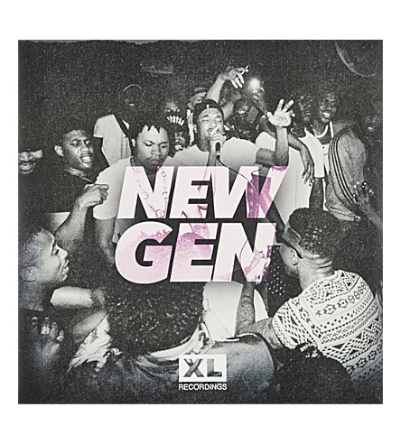 RYE WAX New Gen New Gen vinyl (Multi