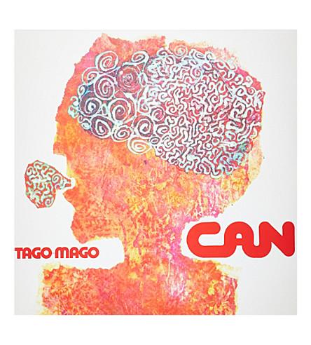 RYE WAX Can Tago Mago vinyl (Multi
