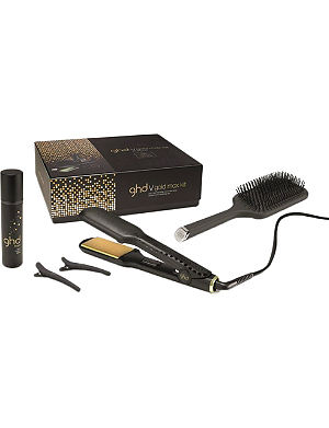 GHD Gold max styler kit