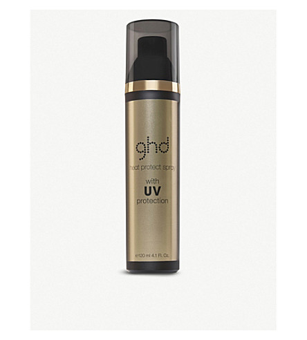 GHD Heat protect spray with UV protection