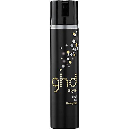 GHD Final Fix hairspray 75ml
