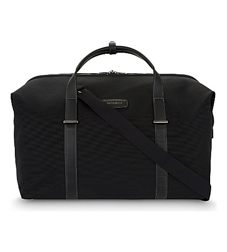 SAMSONITE Lite dlx sp nylon duffle (Black