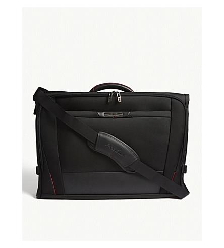 SAMSONITE Pro-Dlx tri-fold garment bag (Black