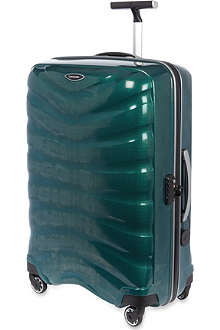 SAMSONITE Firelite four-wheel spinner suitcase 75cm