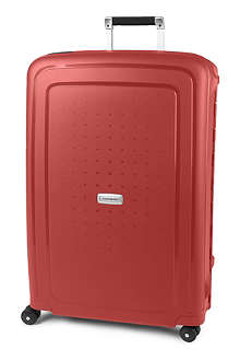 SAMSONITE Scure four-wheel spinner suitcase 75cm