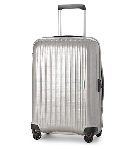 SAMSONITE Chronolite four-wheel suitcase 69cm (Pearl