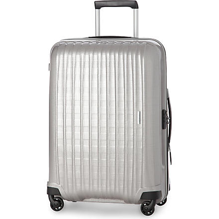 SAMSONITE Chronolite four-wheel suitcase 75cm (Pearl