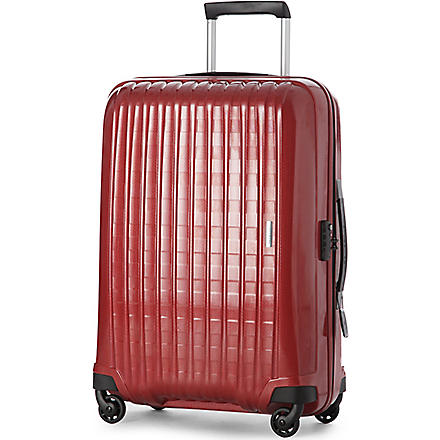 SAMSONITE Chronolite four-wheel suitcase 75cm (Red