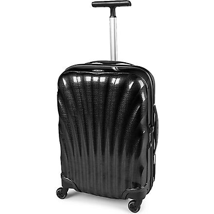 SAMSONITE Cosmolite two-wheel suitcase 55cm (Black